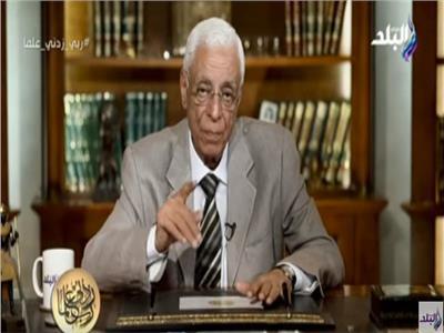 الدكتور حسام موافي، أستاذ الحالات الحرجة بالقصر العيني