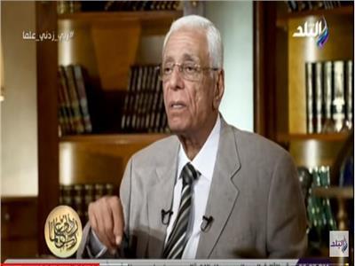 الدكتور حسام موافي أستاذ الحالات الحرجة بالقصر العيني
