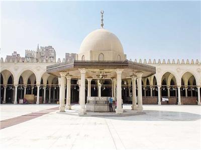 مسجد «عمرو بن العاص» بالقاهرة