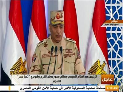 اللواء إيهاب محمد الفار، رئيس الهيئة الهندسية للقوات المسلحة