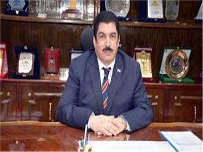 محافظ القليوبية علاء عبد الحليم مرزوق