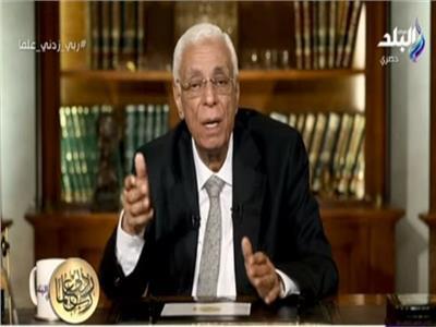 د. حسام موافي - أستاذ طب الحالات الحرجة بالقصر العيني