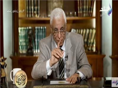 الدكتور حسام موافي أستاذ طب الحالات الحرجة بالقصر العيني