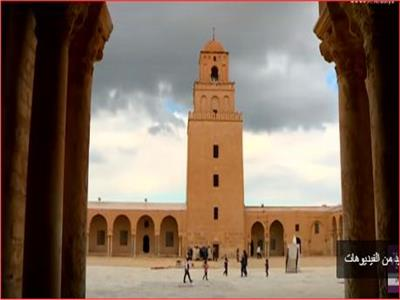 مسجد عقبة بن نافع بالمغرب