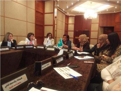 الدورة التثقيفية لمنظمة المرأة العربية