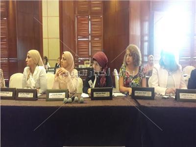 ختام الندوة التثقيفية لمنظمة المرأة العربية