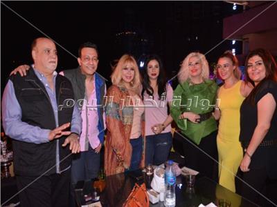 حفل سحور عمرو جمعة