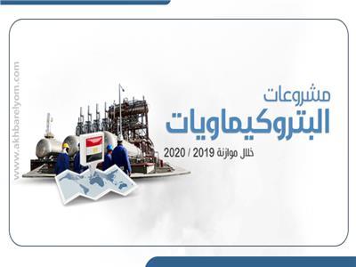 مشروعات البتروكيماويات خلال موازنة 2019 / 2020