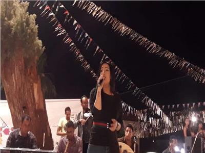 شرم الشيخ للموسيقى العربية تحيى الليلة الرابعة ليالي جنوب سيناء الرمضانية