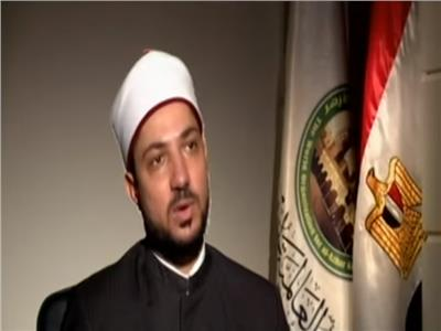 حمد الله الصفتي عضو المنظمة العالمية لخريجي الأزهر
