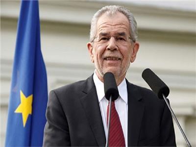 الرئيس النمساوي ألكسندر فان دير بيلين