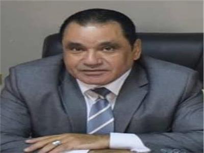 المهندس عادل عبد الظاهر رئيس حي المعادي