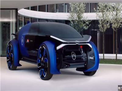 السيارة المذهلة  «GoodYear» الكهربائية