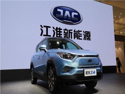 بالصور..جاك الصينية تعلن طرح سيارة الكروس أوفر الكهربائية
