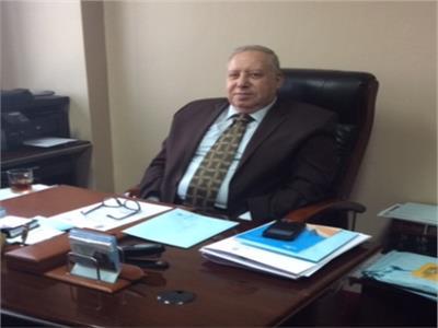 المستشار ناجى الزفتاوى نائب رئيس مجلس الدولة