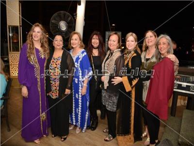 صور| حفل سحور جمعية الصداقة المصرية اللبنانية لرجال الأعمال
