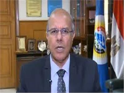 الدكتور أحمد عبد العال، رئيس الهيئة العامة للأرصاد الجوية
