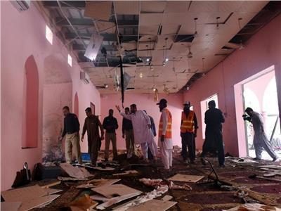 قتيلين في انفجار بمسجد للسنة في باكستان
