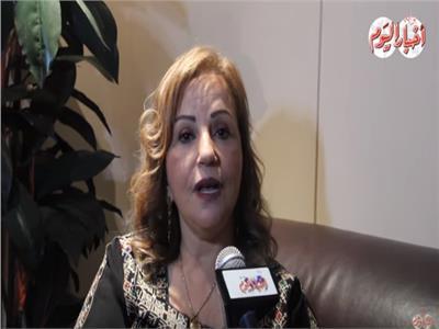 الكاتبة الصحفية نوال مصطفى
