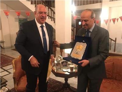 مصر تشارك في اجتماعات اعتماد ميزانية الاتحاد الافريقي