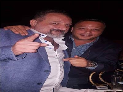 تامر عبدالمنعم وخالد الصاوي
