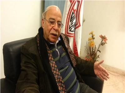 الدكتور كمال درويش رئيس نادي الزمالك الأسبق
