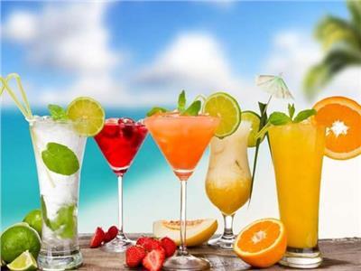 طرق إعداد المشروبات الصيفية لمحاربة «الحر»