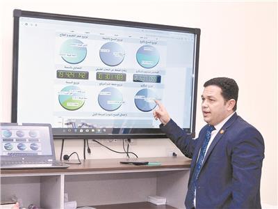 المهندس أيسم صلاح مستشار وزير الصحة والسكان لتكنولوجيا المعلومات