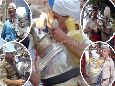 العرقسوس مشروب دائم على موائد المصريين