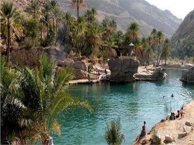 أحد القاصد السياحية العمانية