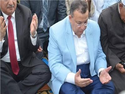 السيد محمود الشريف، نقيب الأشراف