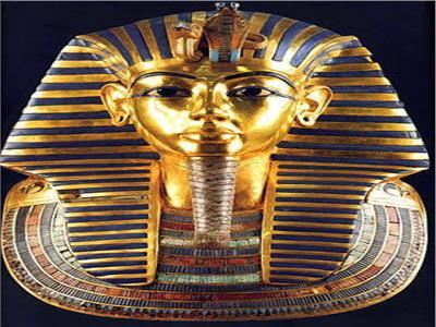 تمثال رأس توت عنخ آمون