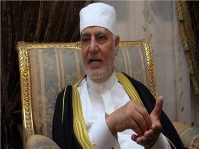الدكتور نصر فريد واصل مفتي الديار المصرية السابق