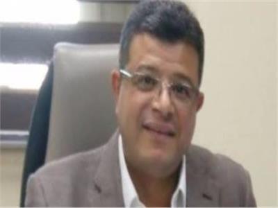 المهندس عمار مندور رئيس جهاز مدينة بدر