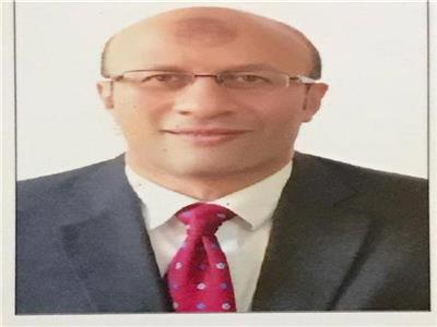 د. أحمد الحيوي الأمين العام لصندوق تطوير التعليم التابع لرئاسة مجلس الوزراء