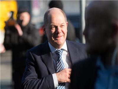 وزير المالية الألماني أولف شولتز