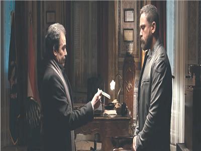 أحمد عبد العزيز وأمير كرارة في مشهد من مسلسل كلبش 3