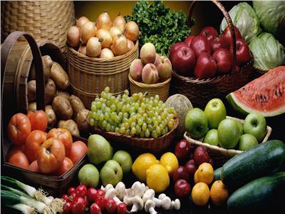 دراسة: الاستهلاك غير المتكافئ للفاكهة والخضراوات يسبب الوفاة