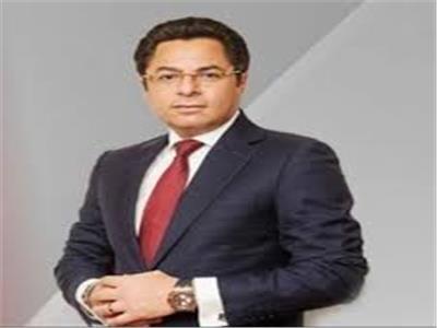 الإعلامي خالد أبو بكر مقدم برنامج الحياة اليوم