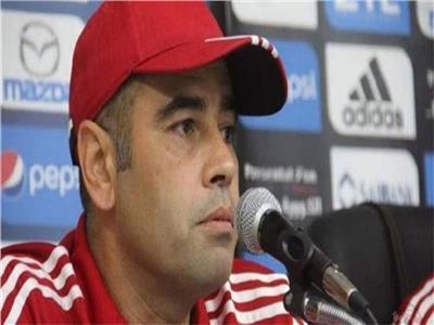 مدير المنتخب الوطني لكرة القدم المهندس إيهاب لهيطة