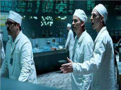 مشهد من مسلسل تشيرنوبل