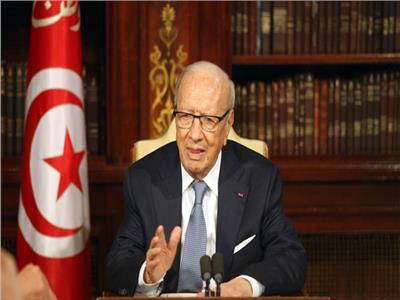 رئيس الجمهورية التونسى