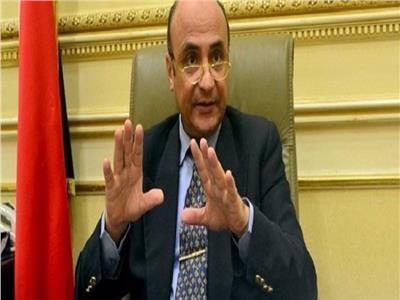 المستشارعمر مروان وزير شئون مجلس النواب