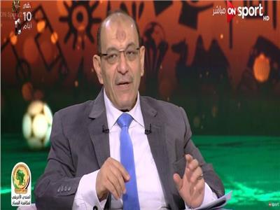 رئيس تحرير أخبار الرياضة أيمن بدرة