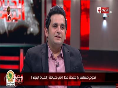 الفنان مصطفى خاطر