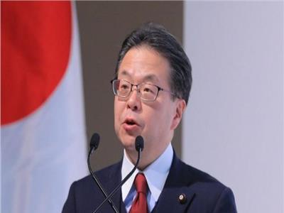 وزير التجارة الياباني هيروشيجا سيكو