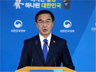 وزير الوحدة الكوري الجنوبي