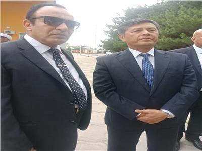 مشروع مصري لتطوير منطقه مزار الامام البخاري بباكستان
