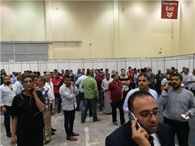 انتخابات غرفة التجارية بالقاهرة
