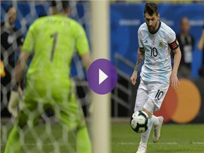الأرجنتين وكولومبيا